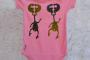 Mahcabra-body bebé-rosa-pelitos-estancil