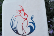 Mahcabra-bolsa tela-torero-marinerito