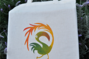 Mahcabra-bolsa tela-tucán