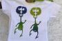 Mahcabra-camiseta-bebé-blanca-pelitos-stancil