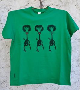 Mahcabra-camiseta-verde-pelito